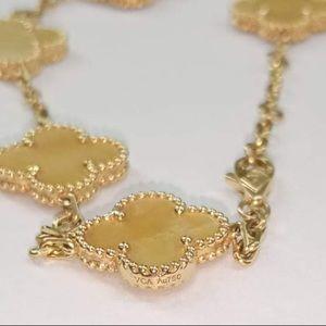 Van Cleef & Arpels Jewelry - Van Cleef and Arpels Vintage Alhambra Bracelet